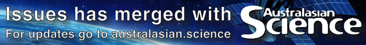 Issues has merged with Australasian Science. For updates click here.