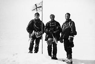 Alistair Forbes Mackay, TW Edgeworth David and Douglas Mawson