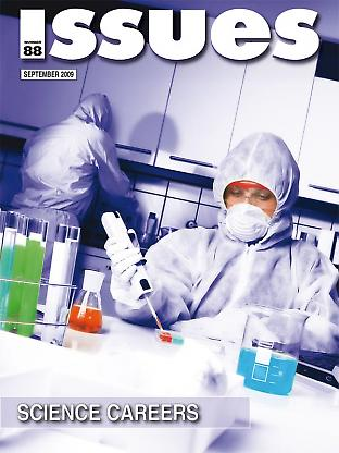 Issues 88: Science Careers