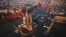 The Kremlin from above.